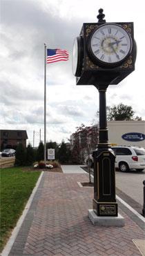 clock-flag