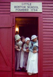 Little Boston School House