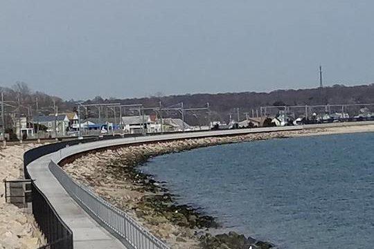 Niantic Bay Boardwalk