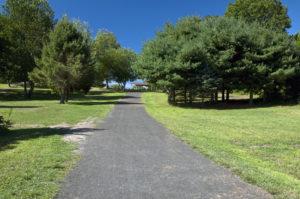 McCook Point Park walking path