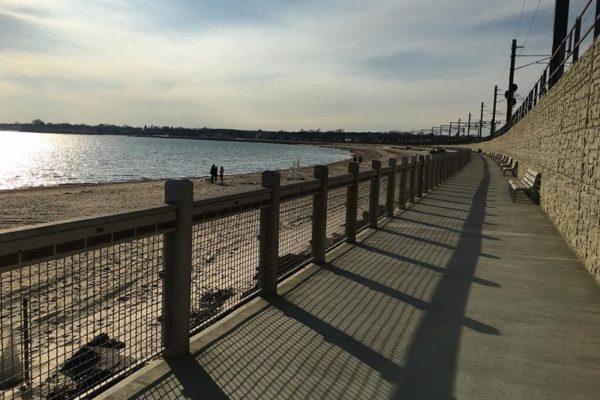 Boardwalk at Twilight