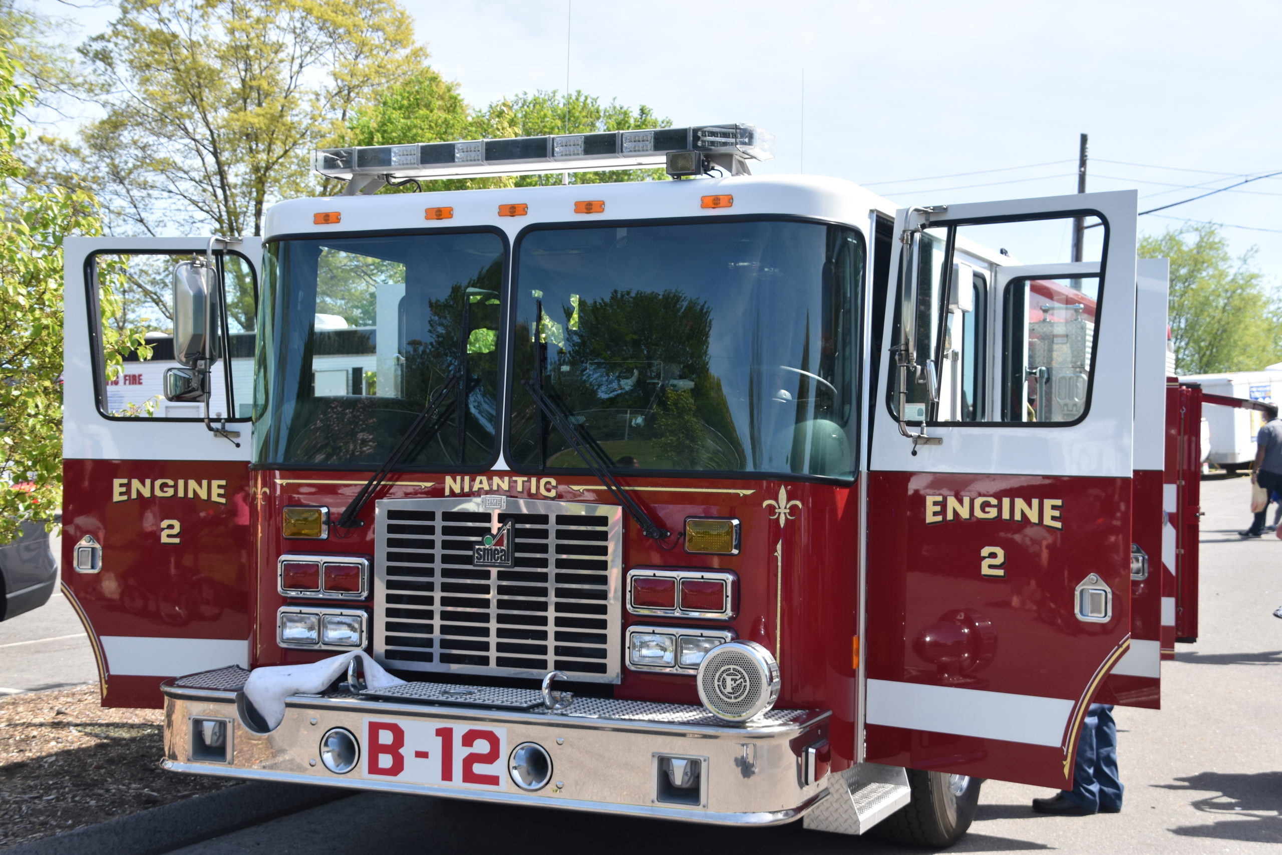 Niantic Fire Engine