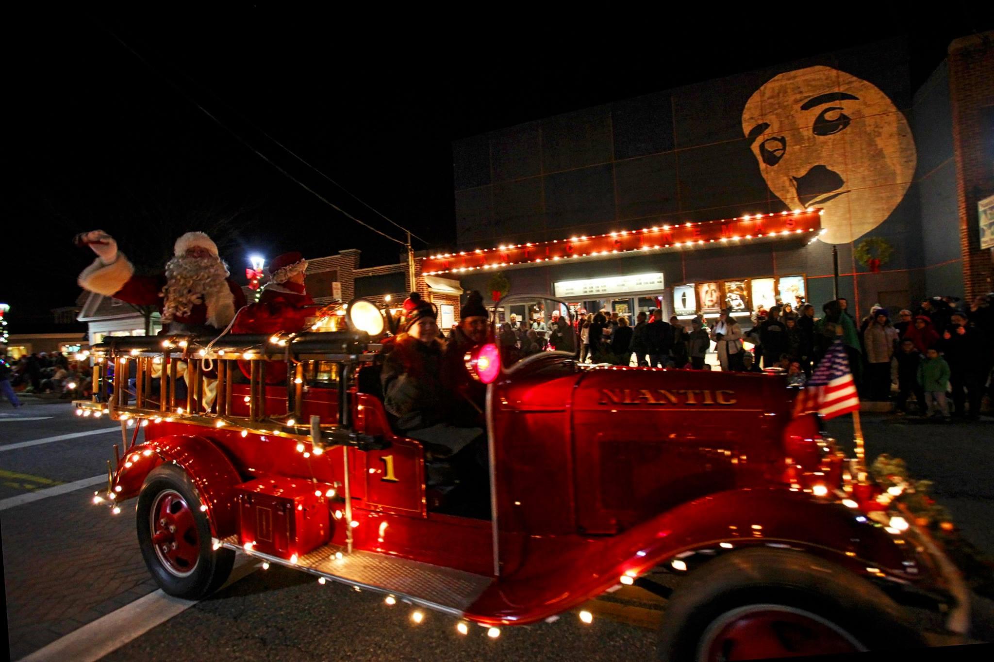 Niantic Ct Christmas Parade 2020 Niantic Light Parade | Town of East Lyme