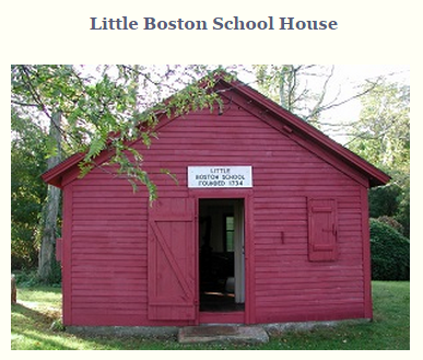 Little Boston School House
